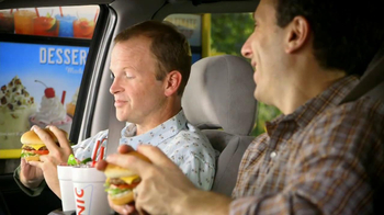 Sonic Drive-In Half-Priced Cheeseburgers TV Spot, 'Giving Thanks' - Thumbnail 6