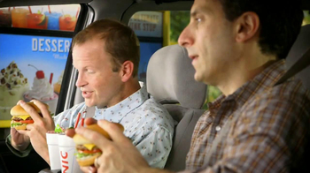 Sonic Drive-In Half-Priced Cheeseburgers TV Spot, 'Giving Thanks' - Thumbnail 7