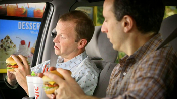 Sonic Drive-In Half-Priced Cheeseburgers TV Spot, 'Giving Thanks' - Thumbnail 8
