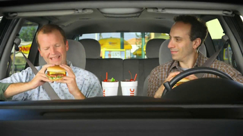 Sonic Drive-In Half-Priced Cheeseburgers TV Spot, 'Giving Thanks' - Thumbnail 9