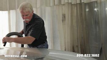 Metro Vac Air Force Master Blaster TV Spot Featuring Wayne Carini - Thumbnail 4
