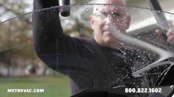 Metro Vac Air Force Master Blaster TV Spot Featuring Wayne Carini - Thumbnail 8