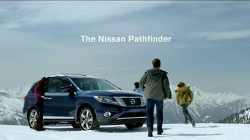Nissan Pathfinder TV Spot, 'Follow Me' - 874 commercial airings
