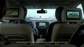 Nissan Pathfinder TV Spot, 'Follow Me' - Thumbnail 4
