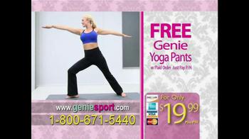 Genie Sports Bra TV Spot - Thumbnail 10