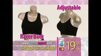 Genie Sports Bra TV Spot - Thumbnail 9