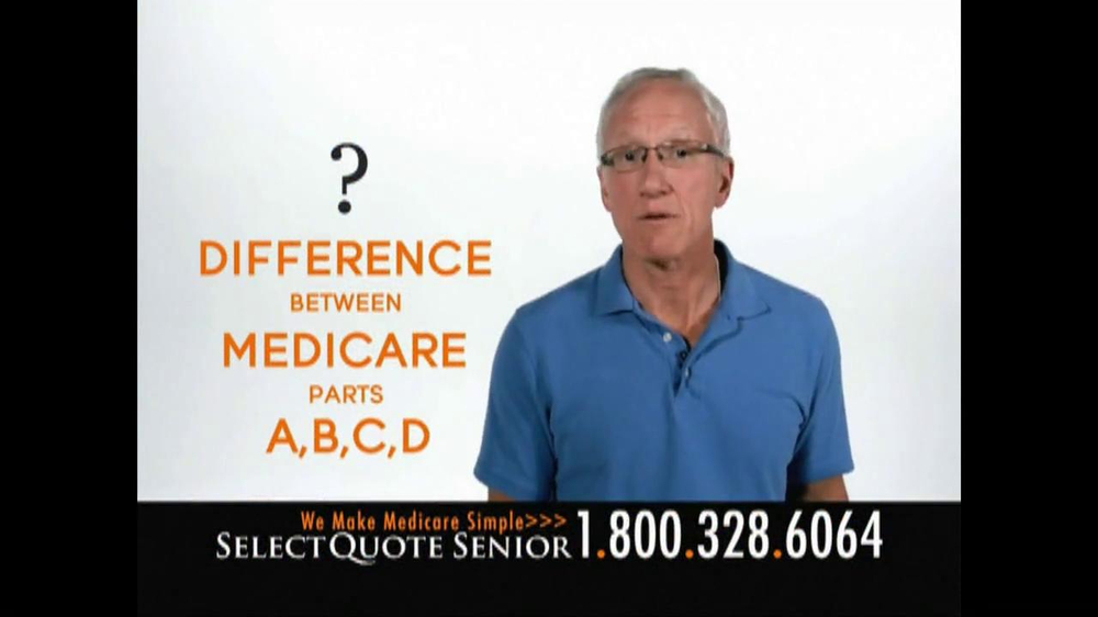 Select Quote Senior Mesmerizing Select Quote Senior Tv Commercial 'medicare Questions'  Ispot.tv