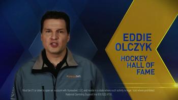 Xpressbet.com TV Spot Featuring Eddie Olczyk - Thumbnail 2