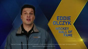 Xpressbet.com TV Spot Featuring Eddie Olczyk - Thumbnail 3