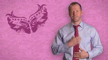 Ford Warriors in Pink TV Spot Featuring Donnie Wahlberg