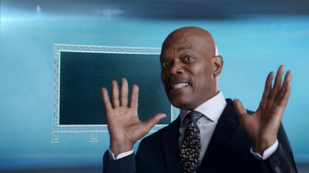Capital One Quicksilver TV Spot, \'No Limits\' Featuring Samuel L. Jackson