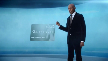 Capital One Quicksilver TV Spot, 'No Limits' Featuring Samuel L. Jackson - Thumbnail 6