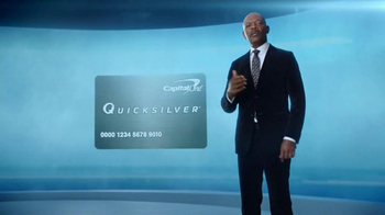 Capital One Quicksilver TV Spot, 'No Limits' Featuring Samuel L. Jackson - Thumbnail 7
