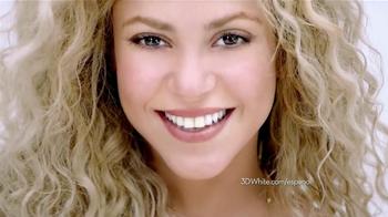 Crest 3D White Toothpaste TV Spot, 'Blanca' Con Shakira [Spanish] - Thumbnail 8