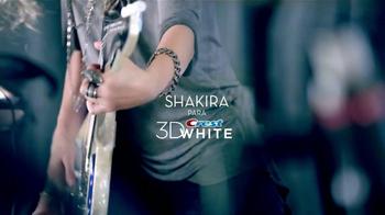 Crest 3D White Toothpaste TV Spot, 'Blanca' Con Shakira [Spanish] - Thumbnail 1