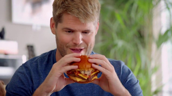 Wendy's Bacon Portabella Melt on Brioche TV Spot, 'Melt with You'