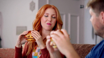 Wendy's Bacon Portabella Melt on Brioche TV Spot, 'Melt with You' - Thumbnail 6