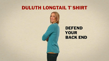 Duluth Trading TV Spot, 'Defend Your Back End' - Thumbnail 9