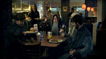 Denny's Smaug's Fire Burger TV Spot, 'Speak My Language' - 375 commercial airings