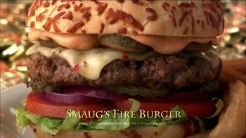 Denny's Smaug's Fire Burger TV Spot, 'Speak My Language' - Thumbnail 9