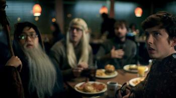 Denny's Smaug's Fire Burger TV Spot, 'Speak My Language' - Thumbnail 4