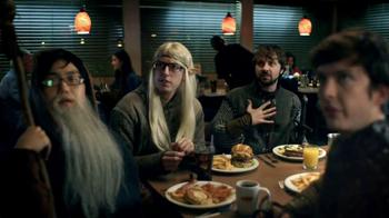 Denny's Smaug's Fire Burger TV Spot, 'Speak My Language' - Thumbnail 5