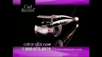 Conair Curls Secret TV Spot