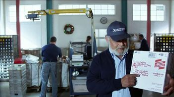 USPS Priority Mail Flat-Rate Boxes TV Spot, 'Whatever it Takes: Part 1' - Thumbnail 5