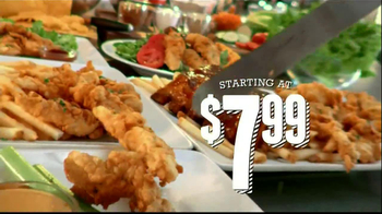 Ruby Tuesday Southern Style Chicken Tenders TV Spot - Thumbnail 9
