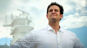 Disney Cruise Line TV Spot, 'Captain's Log'