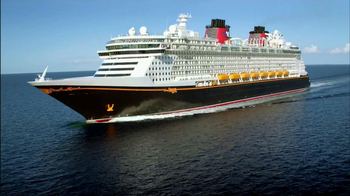 Disney Cruise Line TV Spot, 'Captain's Log' - Thumbnail 1