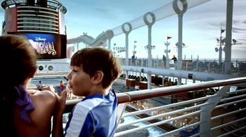 Disney Cruise Line TV Spot, 'Captain's Log' - Thumbnail 3