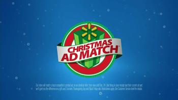 Walmart Christmas Ad Match TV Spot, 'Extra Time' - Thumbnail 8