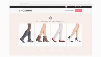 ShoeMint.com TV Spot, 'Style Defined By You' - Thumbnail 8
