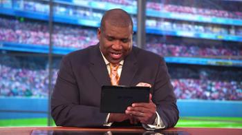 Amazon Kindle Fire HDX TV Spot, 'Fox Football' Featuring Curt Menefee - Thumbnail 5