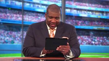 Amazon Kindle Fire HDX TV Spot, 'Fox Football' Featuring Curt Menefee - Thumbnail 8