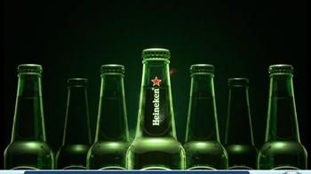 Heineken Limited-Edition Bottles TV Spot - Thumbnail 1
