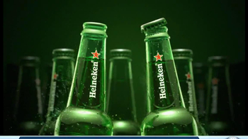 Heineken Limited-Edition Bottles TV Spot - Thumbnail 2