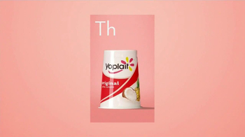 Yoplait Original Pina Colada TV Spot, 'Staying In' - Thumbnail 5