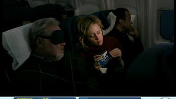 Alka-Seltzer Plus Night TV Spot, 'The Cold Truth: Airplane' - Thumbnail 4