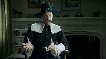 Stove Top Stuffing TV Spot, 'Pilgrim-isms: Andersons' - Thumbnail 5