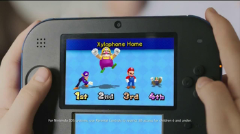 Mario Party: Island Tour TV Spot, 'Let's Party' - Thumbnail 5