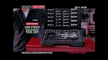 Sears Crafstman TV Spot, 'Up To 50% Off' - 429 commercial airings