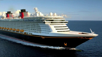 Disney Cruise Line TV Spot, 'Captain's Log: Day of Discovery' - Thumbnail 1
