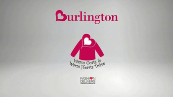 Burlington Coat Factory Warm Coats & Warm Hearts Drive TV Spot - Thumbnail 9