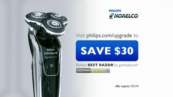 Philips Norelco SensoTouch 3D TV Spot, 'Upgrade' - Thumbnail 7