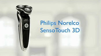 Philips Norelco SensoTouch 3D TV Spot, 'Upgrade'