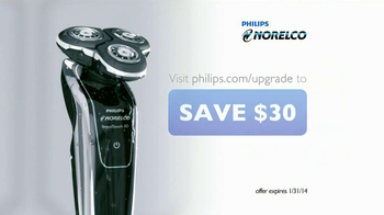 Philips Norelco SensoTouch 3D TV Spot, 'Upgrade' - Thumbnail 6