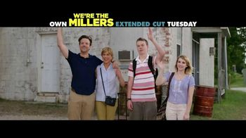 We're the Millers Blu-ray TV Spot - 614 commercial airings