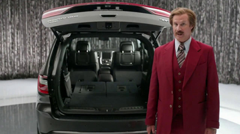 2014 Dodge Durango TV Spot, 'Backseat' Featuring Will Farrell - 19 commercial airings